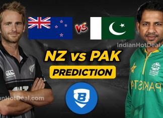 ICC WC 2019, 33rd Match: NZ vs PAK Ballebaazi Team Prediction Today