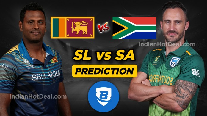 ICC WC 2019, 35th Match: SL vs SA Ballebaazi Team Prediction Today