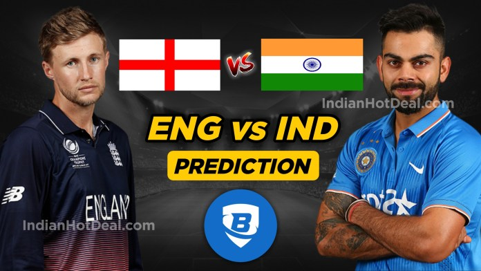 ICC WC 2019, 38th Match: IND vs ENG Ballebaazi Team Prediction Today