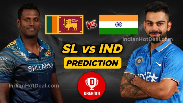 IND vs SL Dream11 Team Prediction Today, ICC WC 2019, 44th Match