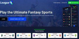 leaguex fantasy apk app