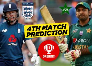 ENG vs PAK, 4th ODI: Dream11 Team Prediction Today Match, Playing XI