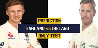 ENG vs IRE Only Test: Dream11 Team Prediction Today