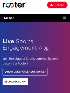 """Rooter is online quiz app, where user can win real cash by predicting the match winners, Scores. If any one own good knowledge of cricket must Try """"Rooter"""". Predicting correct score and stats will increase your coins which you can redeem into Amazon Voucher, Paytm Cash!"""