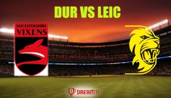 LEI vs DER Dream11 Team Prediction Today, English T20 Blast Team