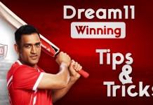 dream11 winning tips and tricks