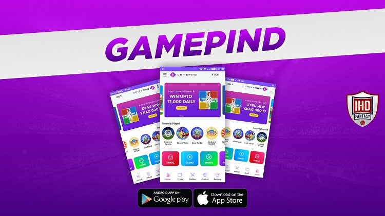GamePind Pro Apk Download, Play Fantasy & Earn Real Paytm Cash