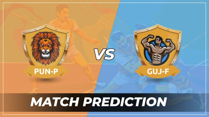 PUN vs GUJ Dream11 Team Prediction Today - VIVO Pro Kabaddi League