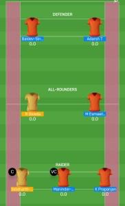 BENGAL vs Telugu Titans: MyTeam11 Fantasy Kabaddi Team For Todays Match