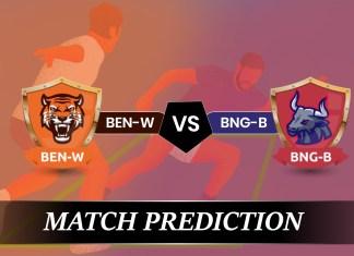 BEN vs BLR Dream11 Team Prediction Today - VIVO Pro Kabaddi League