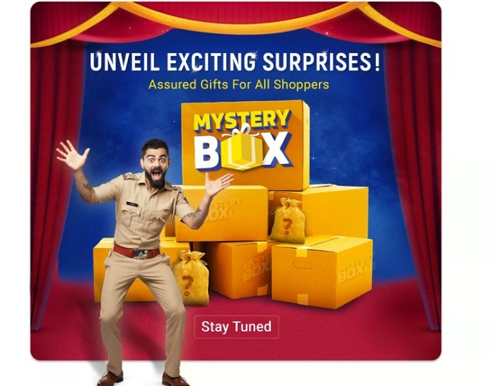 Flipkart Exciting Prizes On Each Purchase