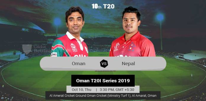 Oman vs Nepal Dream11 Team Prediction for Today's Match