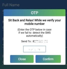 batball11 otp verification