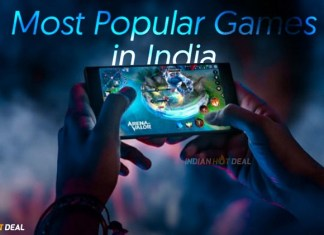 most popular mobile game in india