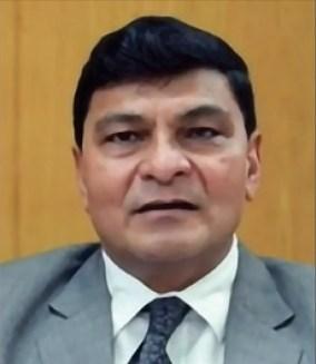 Dr P.D. Vaghela