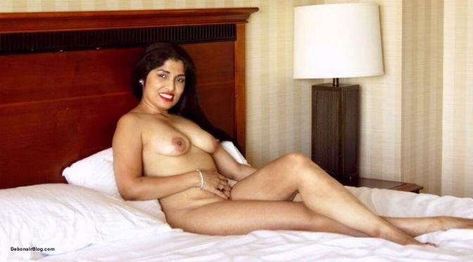 Posh Gurgaon Nude In Star Hotel Seducing Business Partner