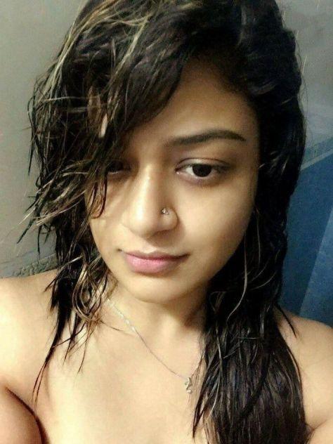 beautiful 2nd puc student jyothi nude leaked selfies 001