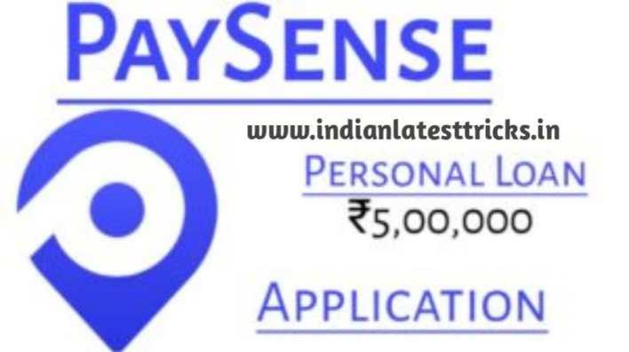 Paysense Loan App Se Loan