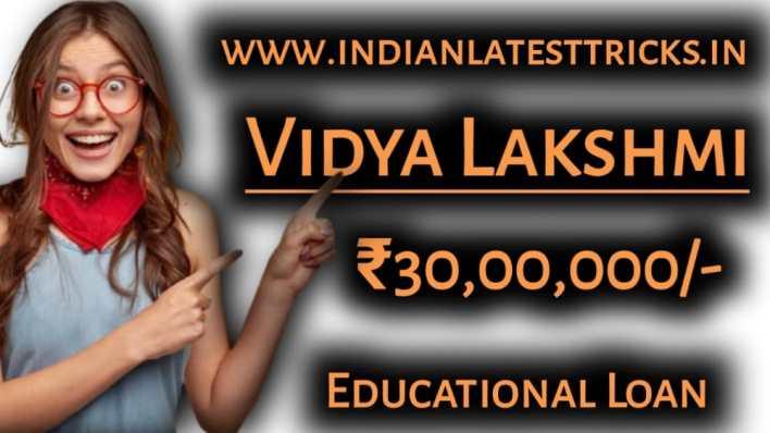 HDFC Bank Se Vidya Lakshmi Education Loan