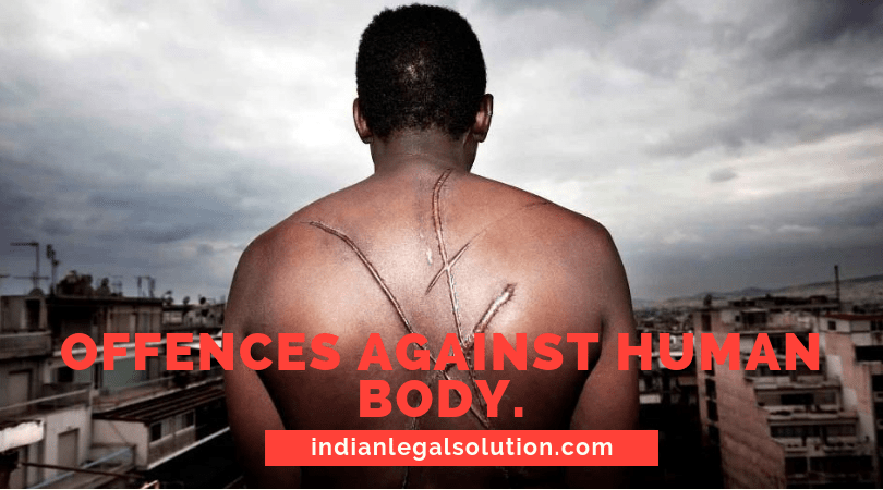 offences against human body