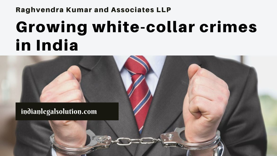 Growing white-collar crimes in India