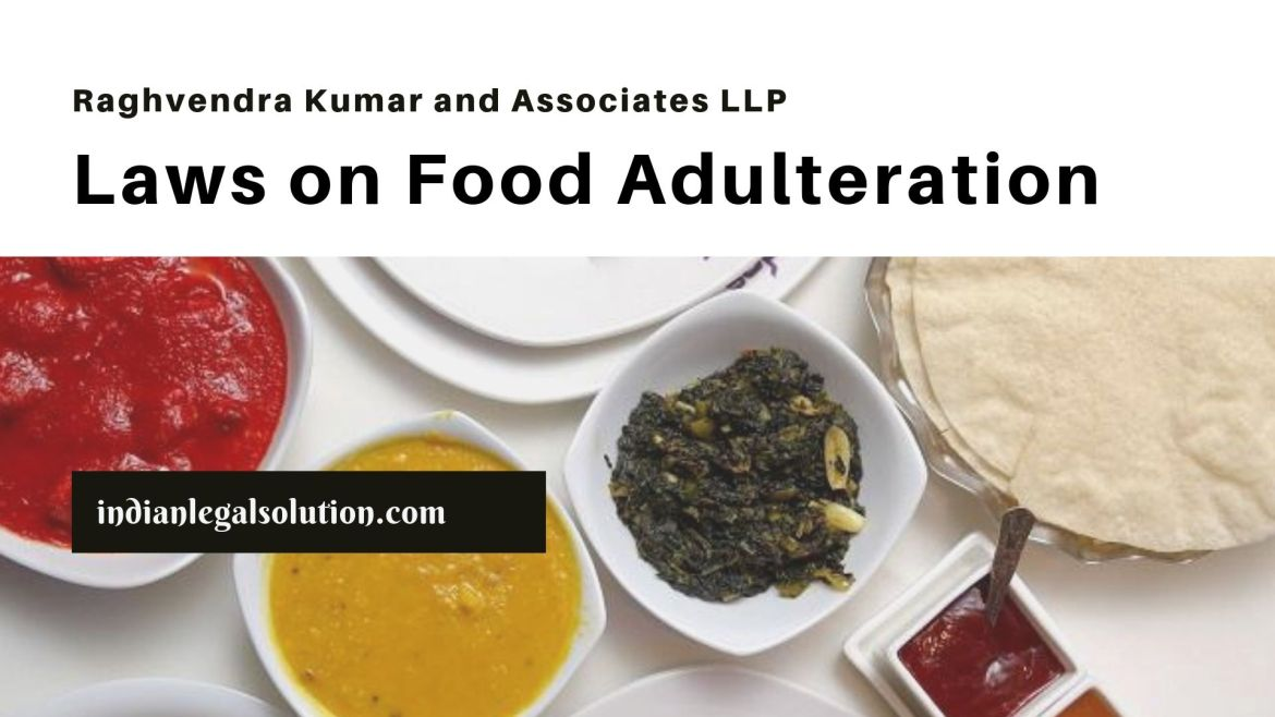 Laws on Food Adulteration