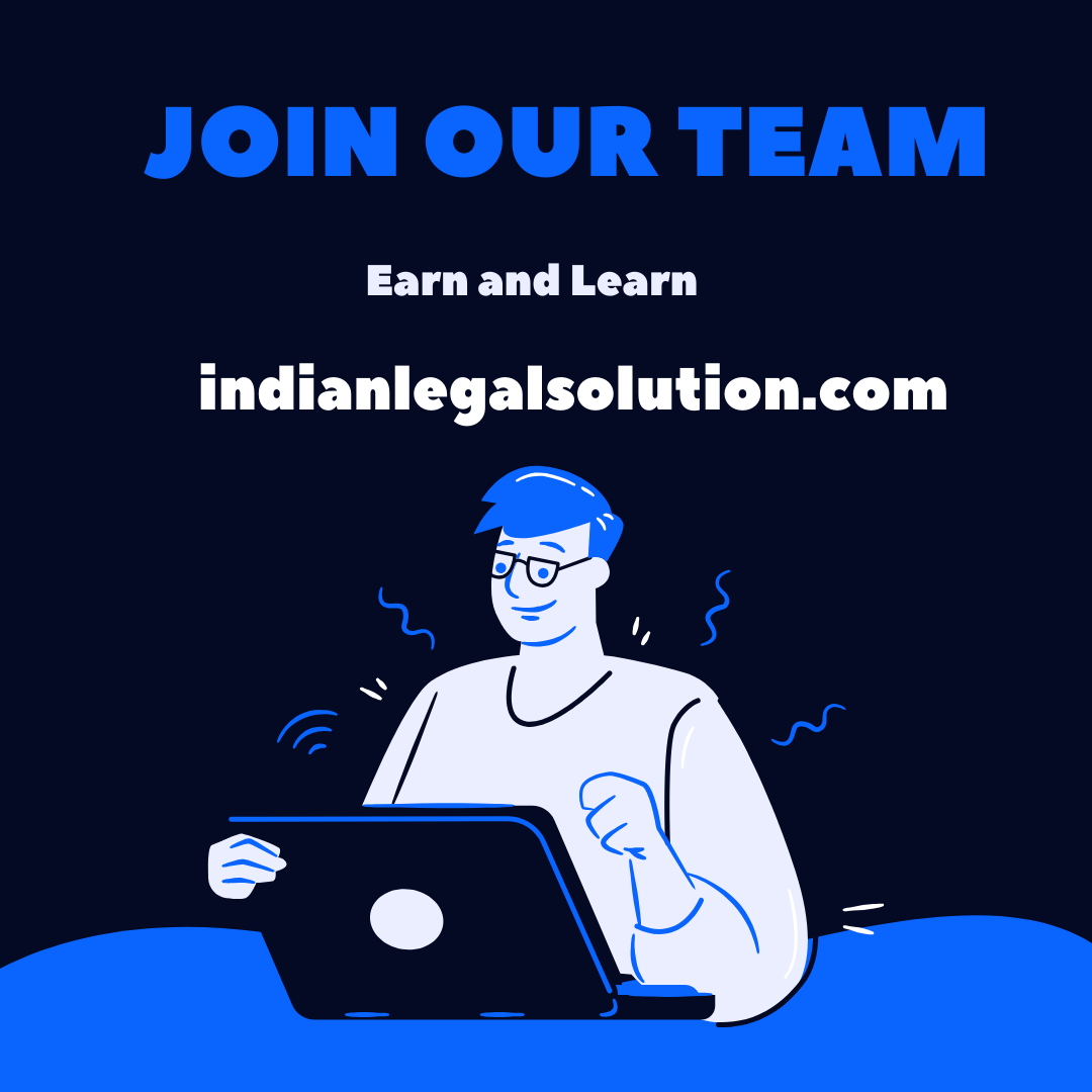 Vacancy – Various Positions at indianlegalsolution.com
