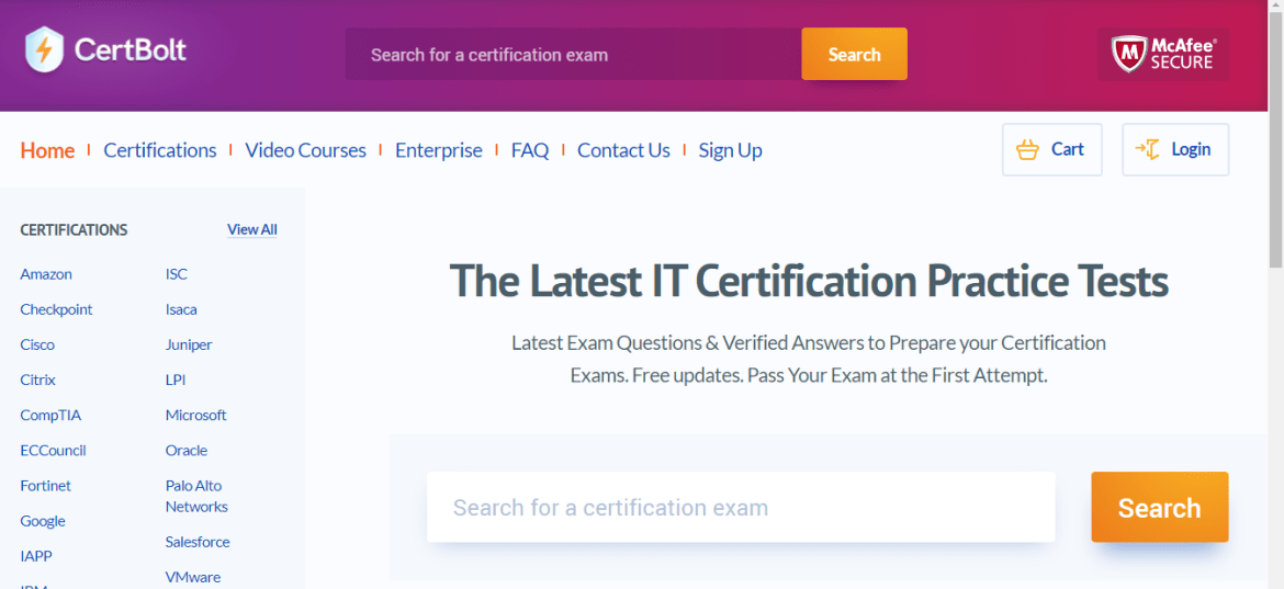 Awesome Benefits of Successful Completion of Cisco 300-430 Certbolt Exam with Practice Tests