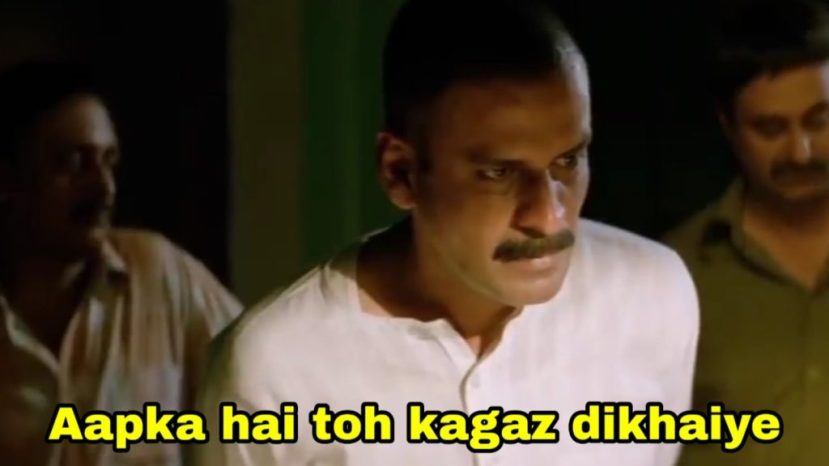 Gangs of Wasseypur Meme Templates - Indian Meme Templates