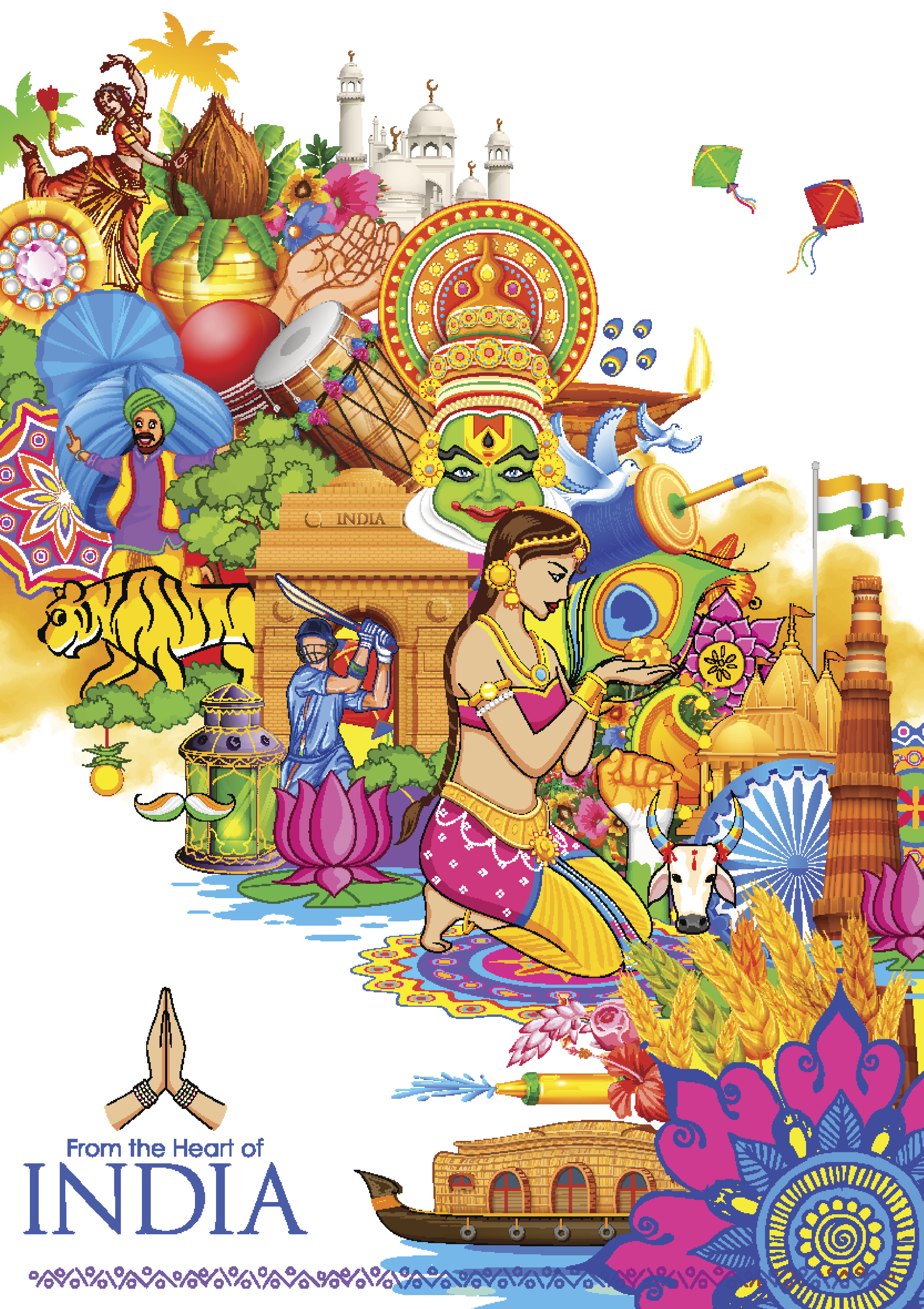 Unique Customs And Traditions Of Indian Culture