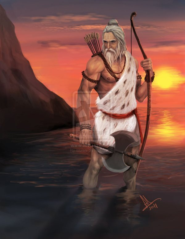 Ramayana 3d Wallpaper Indian Gods Re Imagined In Awesome Molee Art Illustrations