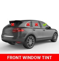Window Tint: Whole Windshield  Indianola Window Tint