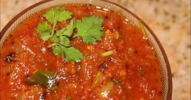 Tomato curry recipe