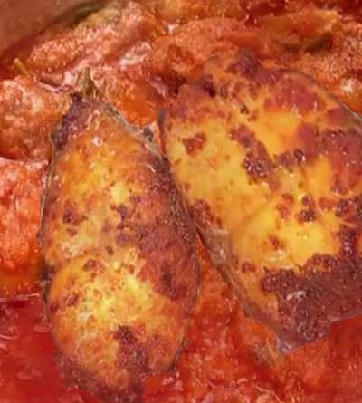 Fish masala recipe
