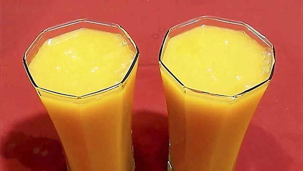 Aam ka juice