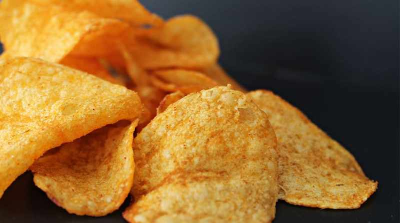 Air fryer aloo chips