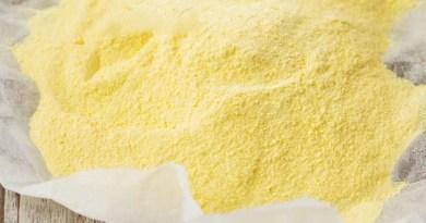 homemade custard powder