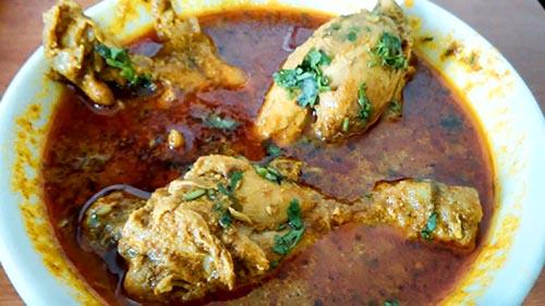 Hydrabadi chicken curry recipe