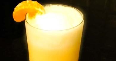 Orange shake recipe