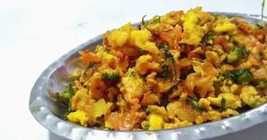 Anda bhurji recipe