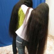 p6 - long hair romance man