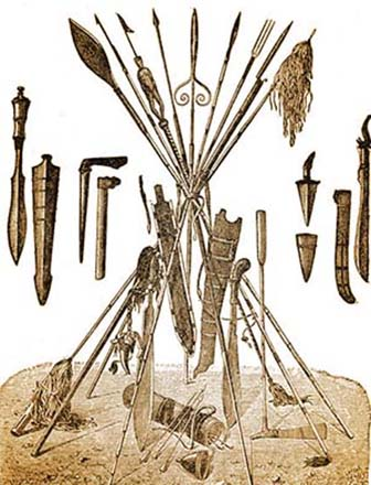 Sioux Tools History