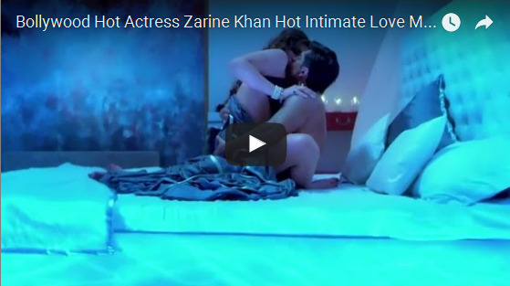 zareen khan fucking video