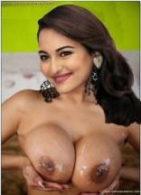 Sonakshi Sinha XXX Nude Photos Nangi Chut Gand Bollywood actress porn 17