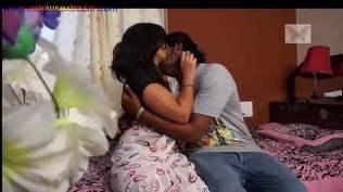 Devar Bhabhi Honeymoon Ki Romance Family fuck Good fucking as doggy style playing with tits Big Boobs Full HD Porn00011