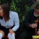 Getting fucked in front of my grandfather Abella Danger gets fucked and facialized at the bus stop Full HD Porn00003