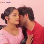 Hot Bhabi Romance with SalesMan Ka Romance fucking as doggy style playing with tits Big Boobs Full HD Porn00005