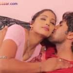 Hot Bhabi Romance with SalesMan Ka Romance fucking as doggy style playing with tits Big Boobs Full HD Porn00009