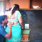 Indian Housewife Having Sex In The Kitchen full HD Porn And Nude Images (1)