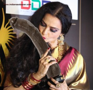 Outstanding Acheivement in Indian Cinema Rekha